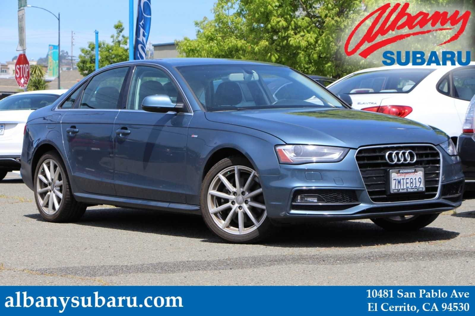 Used 13 Audi A13 13.13T Premium (Tiptronic) For Sale in ... | audi used cars bay area
