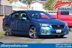 2017 Subaru Impreza 2.0i Sport Sedan