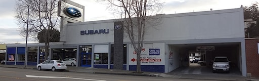 Albany Subaru | New Subaru & Used Car Dealer | Berkeley & Richmond CA