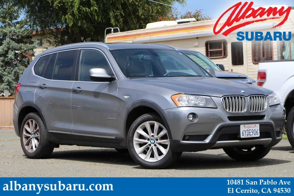 Used 2013 Bmw X3 Xdrive28i For Sale In Albany Ca San Francisco East Bay Area 73935b