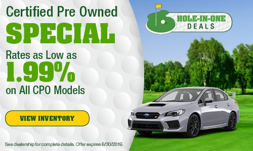 June Certified Pre-Owned Offer