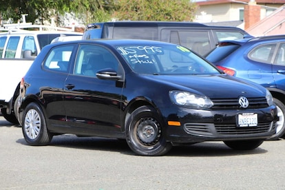 Used 2010 Volkswagen Golf 2-Door w/PZEV For Sale in Albany CA | San  Francisco East Bay Area | 74354A