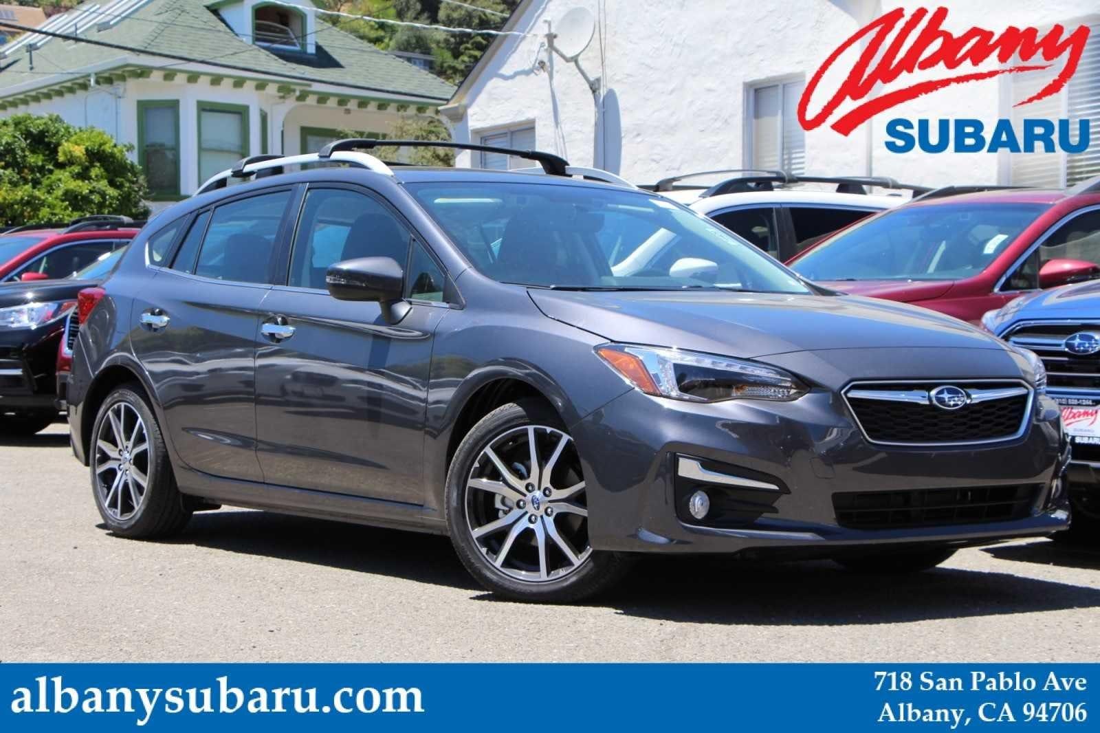 Subaru Impreza Hatchback For Sale >> New 2019 Subaru Impreza 2 0i Limited For Sale In Albany Ca San Francisco East Bay Area 74409