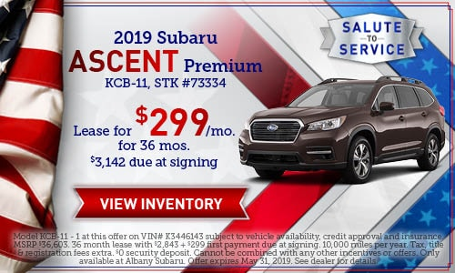 May 2019 Ascent Lease Offer