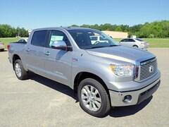2013 Toyota Tundra Platinum 5.7L V8 w/FFV Truck Crew Max Cab