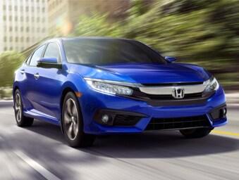 Honda Civic Comparison Canada