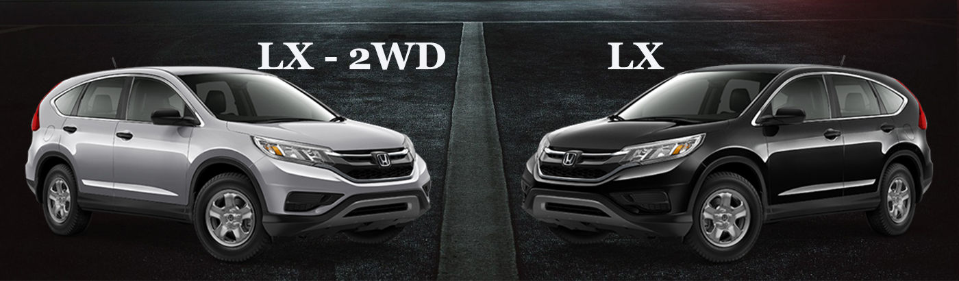 Honda CR V Trim Levels