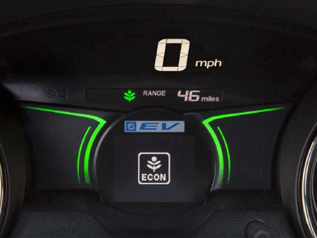 Honda ECONMode | Alberta Honda