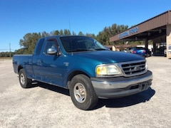 2000 Ford F-150 XLT Short Bed Extended Cab Truck