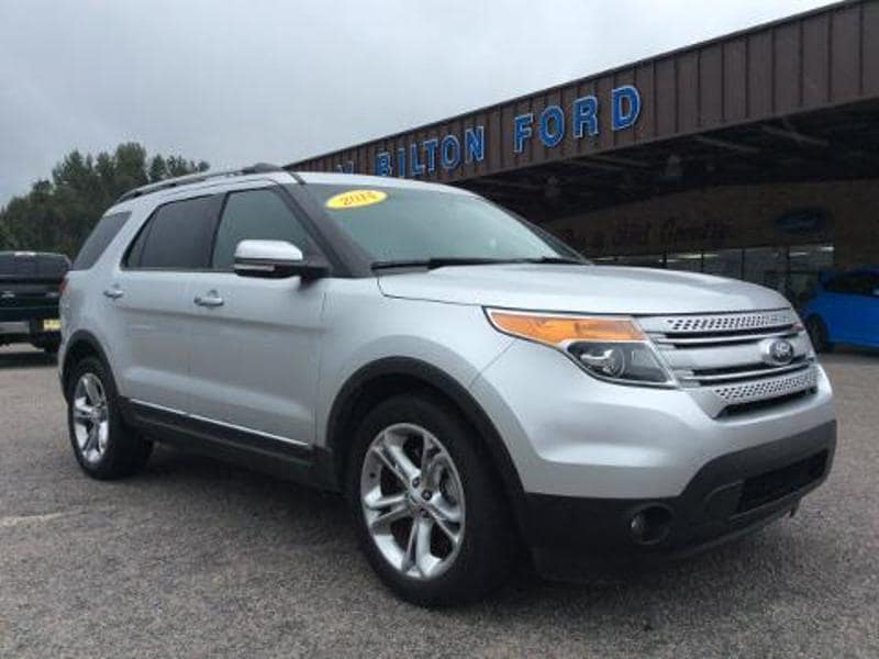2014 Ford Explorer Limited SUV