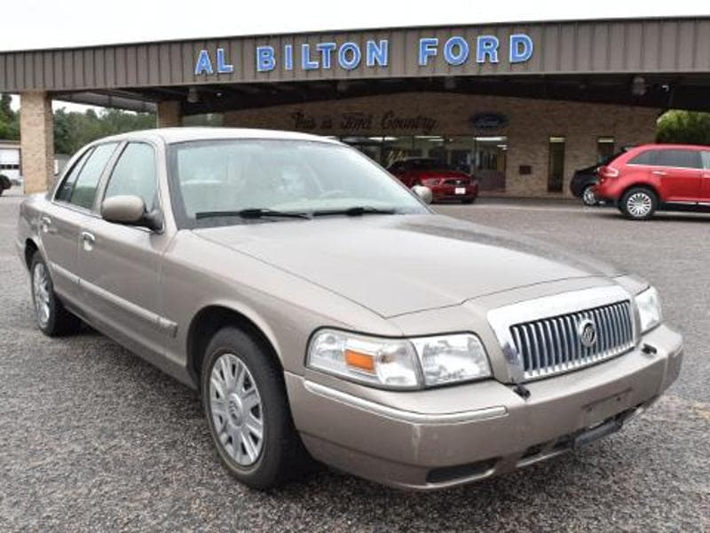 2006 Mercury Grand Marquis GS Sedan