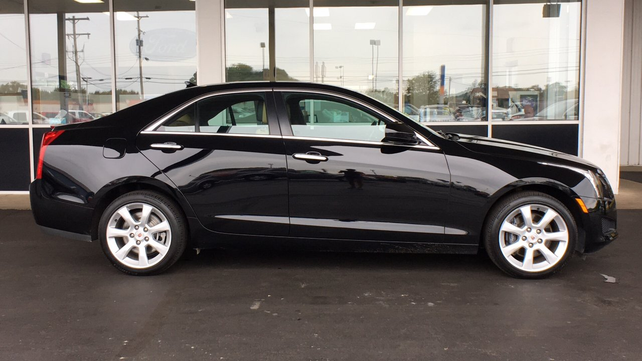 2014 Cadillac ATS 2.0 Turbo Sedan