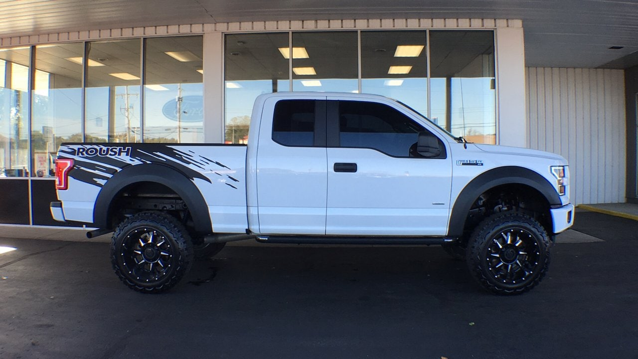 2015 Ford F-150 Extended Cab Short Bed Truck