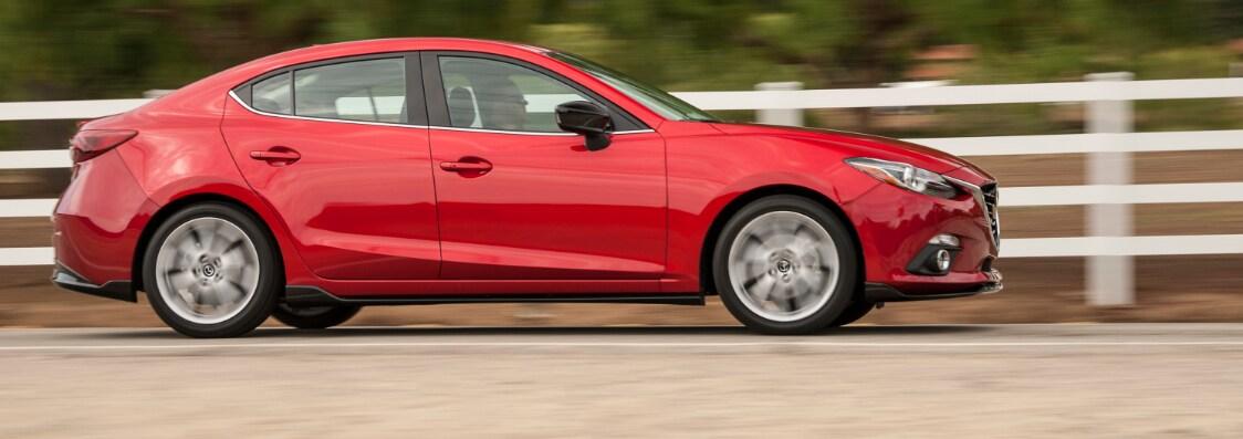 Mazda Mazda3 Vs Ford Focus