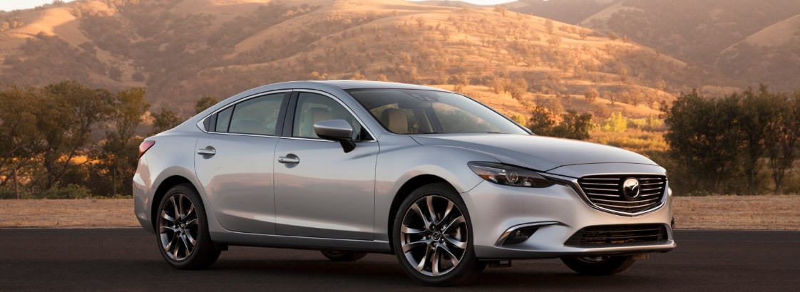 How Does The Mazda6 Compare To The Honda Accord, Subaru Legacy And Ford  Fusion?