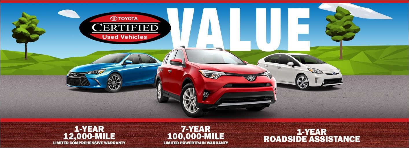 Why Should You Buy A Toyota Certified Used Vehicle? | Alderman's Toyota
