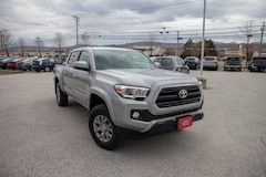 2016 Toyota Tacoma SR5 Truck Double Cab for sale in Rutland, VT at Alderman's Toyota