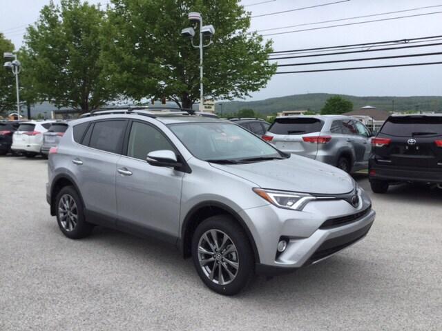 2018 Toyota RAV4 Limited SUV 34338