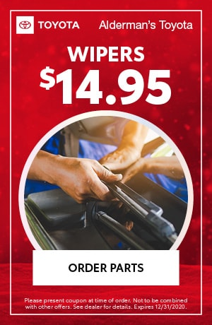 Wipers - $14.95