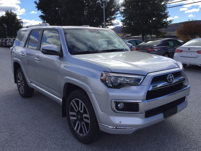 2019 Toyota 4Runner Limited SUV 36033