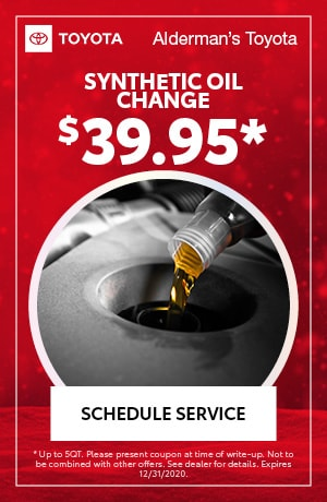 Synthetic Oil Change - $39.95