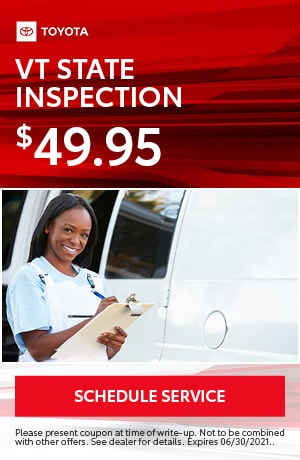 VT State Inspection $49.95