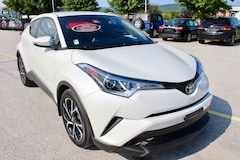 2018 Toyota C-HR XLE SUV for sale in Rutland, VT at Alderman's Toyota