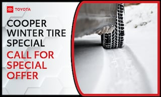 Cooper Winter Tire Special