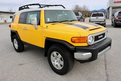2010 Toyota FJ Cruiser SUV for sale in Rutland, VT at Alderman's Toyota