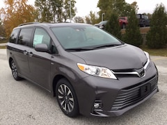 New 2019 Toyota Sienna XLE Premium 7 Passenger Van 36054 5TDDZ3DC9KS216801 For Sale in Rutland, VT