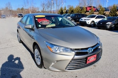 2015 Toyota Camry Hybrid Hybrid LE Sedan for sale in Rutland, VT at Alderman's Toyota