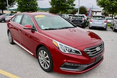 2015 Hyundai Sonata 2.4L Sport Sedan for sale in Rutland, VT at Alderman's Toyota