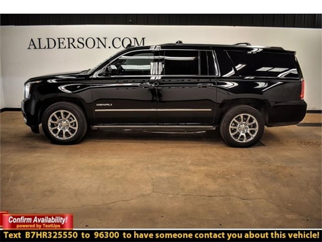 Pre-Owned 2017 GMC Yukon XL Denali SUV For Sale Lubbock, TX