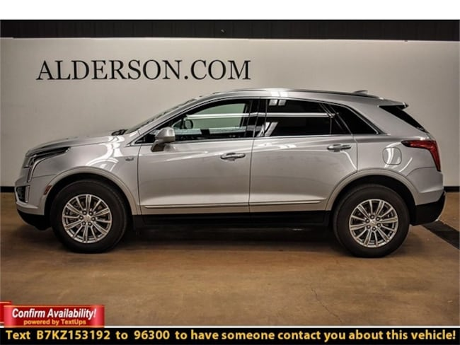Certified Pre-Owned 2019 CADILLAC XT5 Luxury SUV For Sale Lubbock, Texas