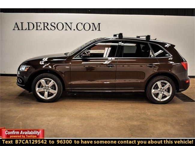 Pre-Owned 2012 Audi Q5 3.2 Prestige SUV For Sale Lubbock, TX