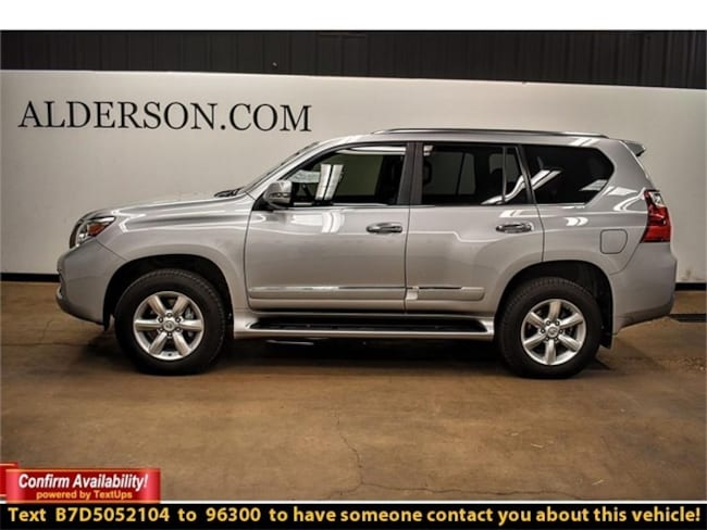 Pre-Owned 2013 LEXUS GX 460 Base SUV For Sale Lubbock, TX