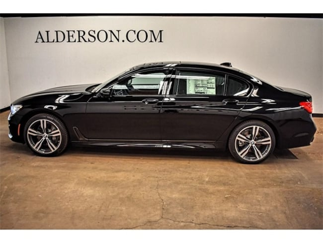 New 2019 BMW 740i xDrive Sedan For Sale/Lease Lubbock, TX
