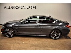 New BMW models for sale 2019 BMW 430i xDrive Coupe WBA4W5C55KAE51135 in Lubbock, TX