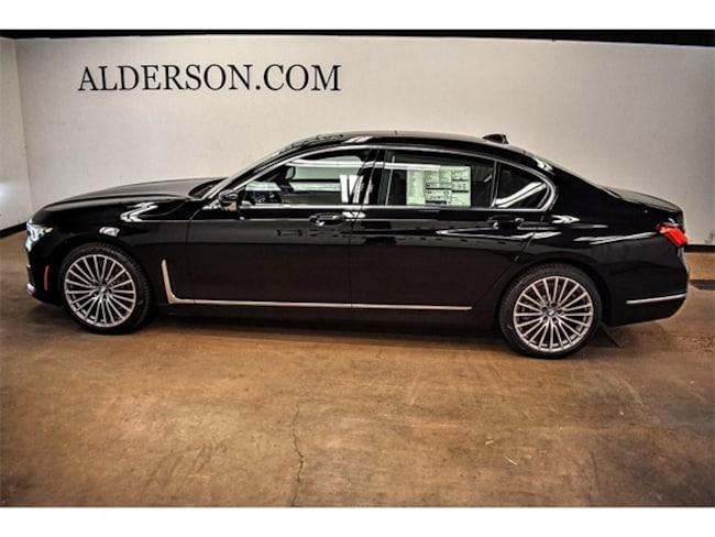 New 2020 BMW 740i Sedan For Sale/Lease Lubbock, TX