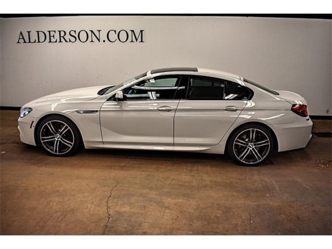 New 2018 BMW 640i Gran Coupe For Sale/Lease Lubbock, TX