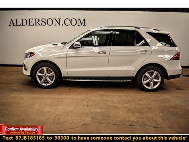 Used 2018 Mercedes-Benz GLE GLE  350 SUV Lubbock, TX