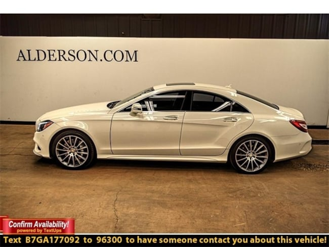 Certified Pre-Owned 2016 Mercedes-Benz CLS CLS  550 Sedan Lubbock, TX