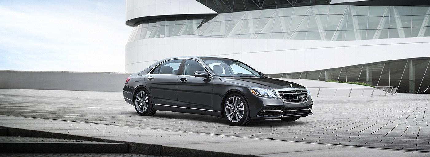 Browse New Mercedes-Benz S-Classat Alderson European Motors Lubbock