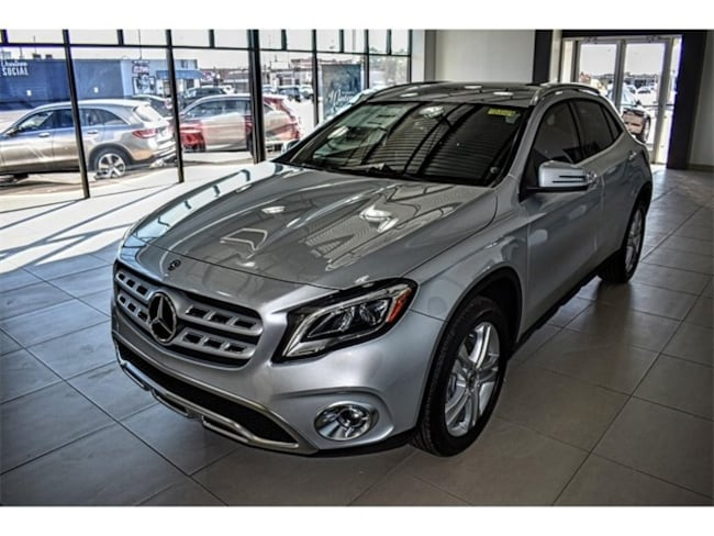 New 2019 Mercedes-Benz GLA 250 SUV Lubbock, TX