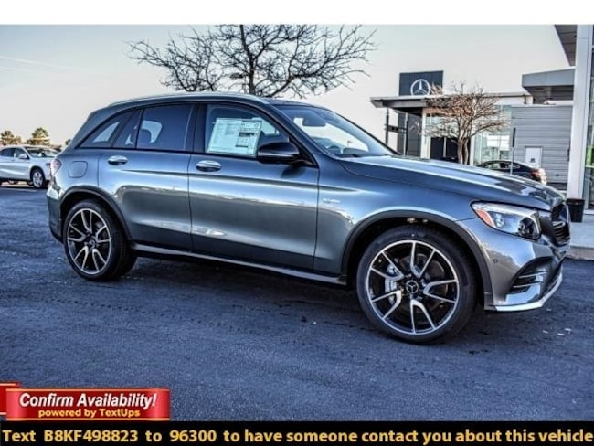 New 2019 Mercedes-Benz AMG GLC 43 4MATIC SUV For Sale Midland, TX