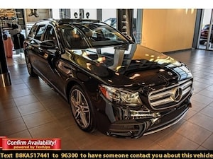 Featured new 2019 Mercedes-Benz E-Class E 450 4MATIC Wagon for sale in Midland, TX
