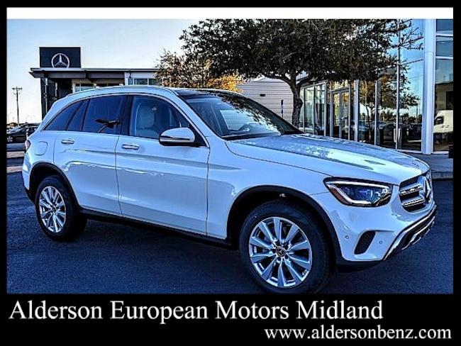 New 2021 Mercedes-Benz GLC 300 SUV For Sale Midland, TX