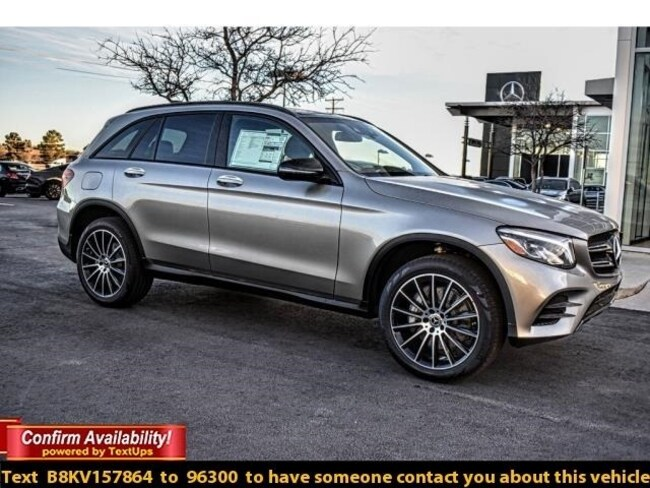 New 2019 Mercedes-Benz GLC 300 SUV For Sale Midland, TX