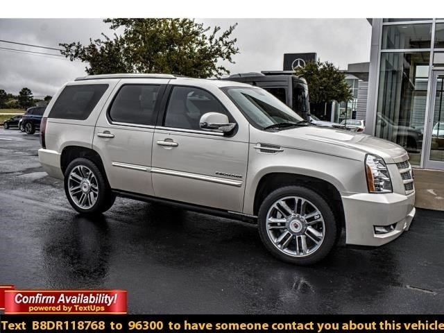 Used 2013 Cadillac Escalade For Sale In Midland Tx Serving Odessa