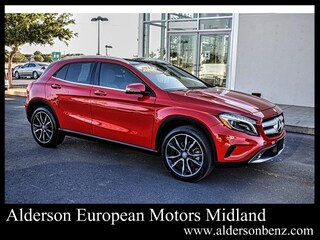 Used 2015 Mercedes-Benz GLA 250 4MATIC SUV for Sale in Midland, TX